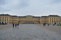Schloss Schonbrunn images libres de droits