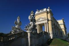Schloss Schonbrunn Stock Photography