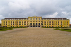 Schloss Schonbrunn Royalty Free Stock Images