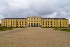 schloss schonbrunn Στοκ εικόνες με δικαίωμα ελεύθερης χρήσης