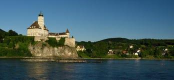 Schloss Schonnbuhel, Wachau, Αυστρία Στοκ φωτογραφία με δικαίωμα ελεύθερης χρήσης