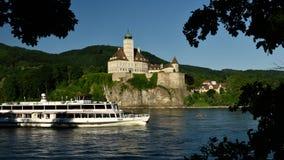 Schloss Schonnbuhel, Wachau, Austria Fotografía de archivo libre de regalías