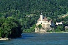 Schloss Schonnbuhel, Wachau, Austria Imagen de archivo
