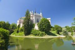 Schloss in Slowakei Lizenzfreie Stockfotos