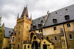 Schloss Sobotka Gorka Lizenzfreies Stockbild