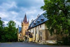 Schloss Sobotka Gorka Stockfotografie
