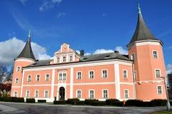 Schloss Sokolow Stockbild