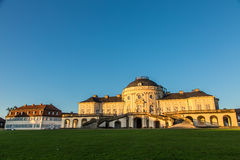 Schloss Solitude, Baden-Württemberg Stock Photo