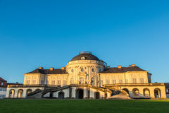 Schloss Solitude, Baden-Württemberg Stock Photos