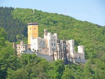 Schloss Stolzenfels Royalty Free Stock Photo