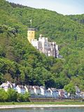Schloss Stolzenfels Royalty Free Stock Images