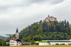 Schloss Strassburg, Austria Stock Image