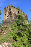 Schloss in Swiecie Lizenzfreie Stockfotos