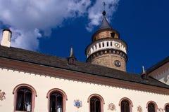 Schloss Sychrov Stockfotografie