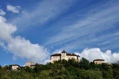 Schloss Thun Stockfotografie