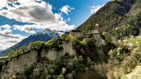 Schloss Tirol Stock Photo
