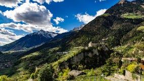 Schloss Tirol Stock Photography