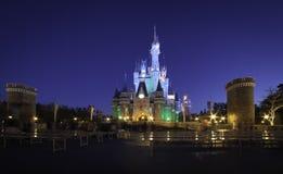 Schloss Tokyo-Disneyland Lizenzfreies Stockfoto