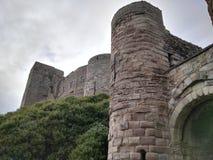 Schloss-Tor lizenzfreies stockfoto
