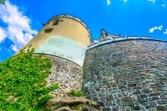 Schloss Trakoscan in Zagorje, Nord-Kroatien stockfotos