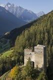Schloss Tschanueff Lizenzfreie Stockfotografie