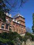 Schloss in Turin Stockfotos