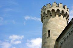 Schloss-Turm Stockfotografie