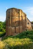 Schloss-Turm Stockfotos
