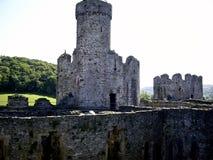 Schloss-Turm Lizenzfreie Stockbilder