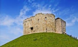 Schloss-Unterhalt, York Stockbilder