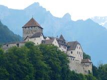 Schloss Vaduz in Liechtenstein. Royalty Free Stock Image