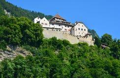 Schloss Vaduz in Liechtenstein. Stock Images