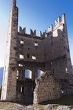 Schloss von ACRO di Trento - Trentino Italien Lizenzfreie Stockfotografie