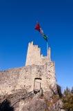 Schloss von ACRO di Trento - Trentino Italien Stockbild