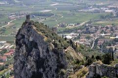 Schloss von Arco Lizenzfreie Stockbilder