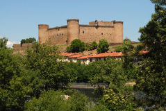 Schloss von Barco De Avila in Avila Lizenzfreie Stockfotografie