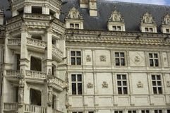 Schloss von Blois Lizenzfreie Stockbilder