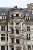 Schloss von Blois. Lizenzfreies Stockfoto