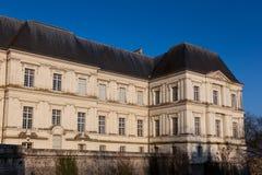 Schloss von Blois Stockfotos