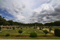 Schloss von Chenonceau, die Loire-Region, Frankreich 27. Juni 2017 Schnappschuß Stockfoto