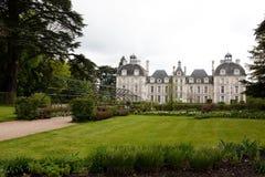 Schloss von Cheverny Stockfotografie