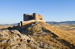 Schloss von Consuegra Lizenzfreies Stockfoto