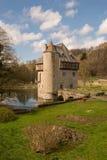 Schloss von Crupet, Belgien Lizenzfreies Stockfoto