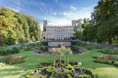 Schloss von Dresden Lizenzfreies Stockbild