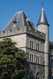 Schloss von Gerald der Teufel Stockbild