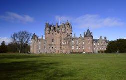 Schloss von Glamis in Schottland Lizenzfreie Stockbilder