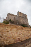 Schloss von Hambach Stockfotografie