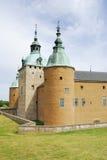 Schloss von Kalmar Stockfotografie