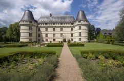 Schloss von L'Islette lizenzfreie stockfotografie