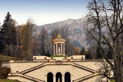 Schloss von Linderhof Lizenzfreie Stockfotografie